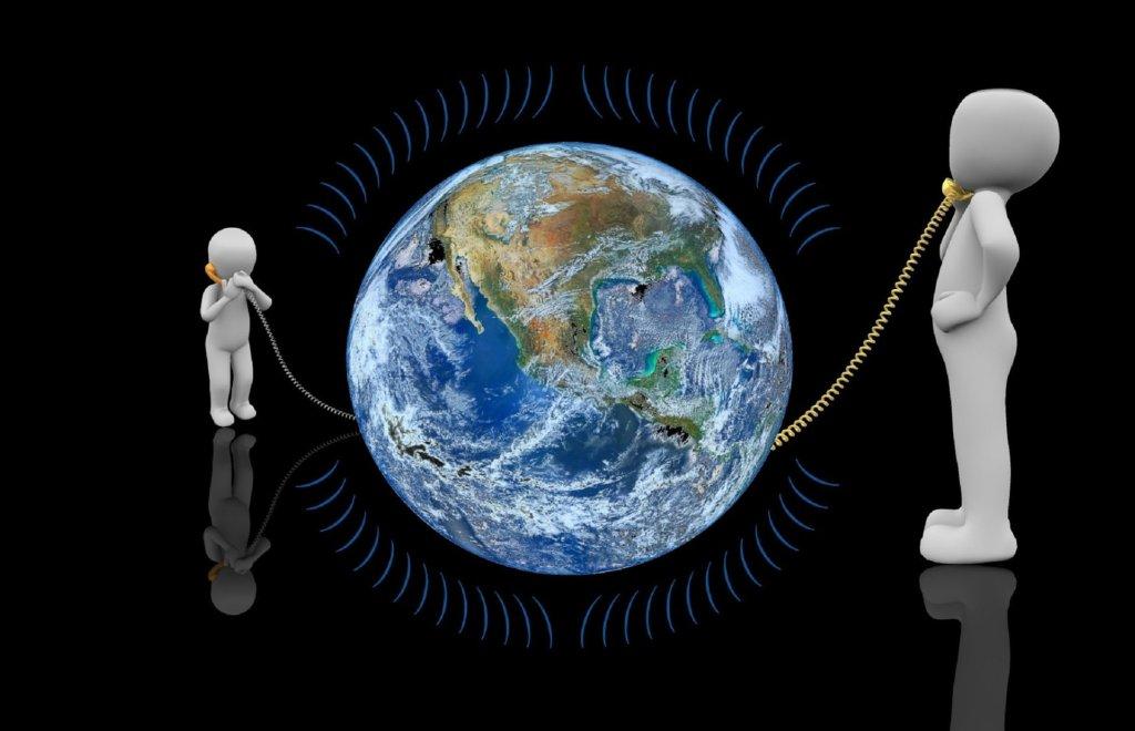 Połączenia z wykorzystaniem technologii VoIP – z dowolnego miejsca na świecie, gdzie jest dostęp do Internetu.