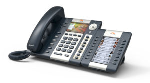 Telefon Platan IP-T216CG z konsolą