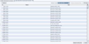 Synchronizacja numerów wsieciowanych serwerach