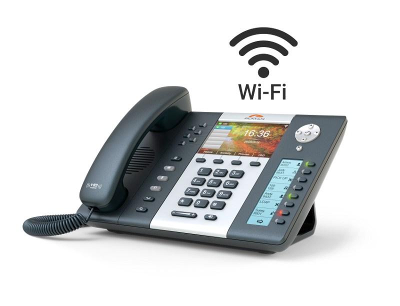 Telefon wi-fi Platan IP-T218CGW