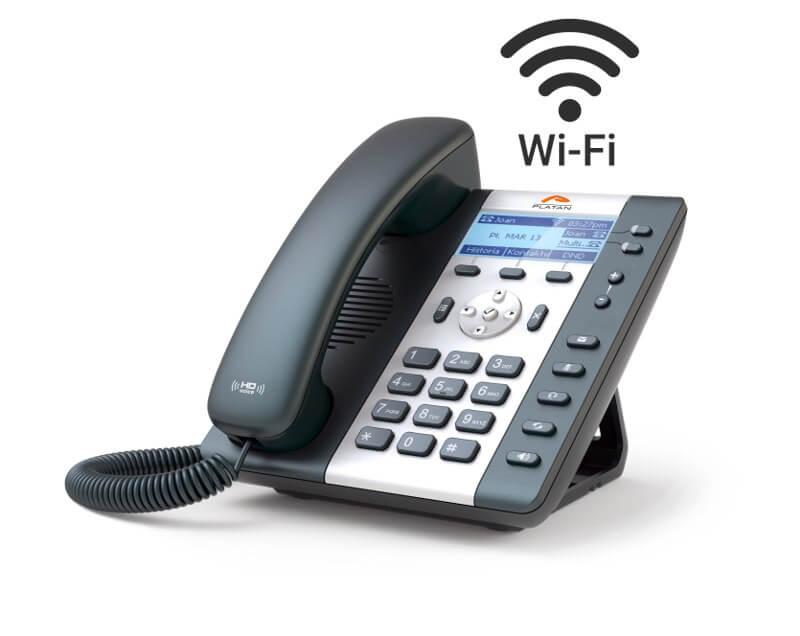 Telefon Platan IP-T202W